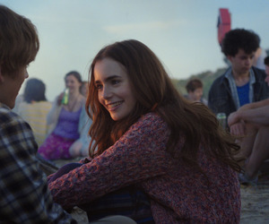 movie, love rosie, and lily collins image