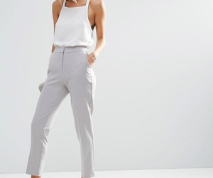 clothes, tumblr, and white outfit image