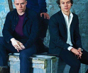 Harry Styles, dunkirk, and style image