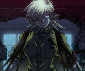 hellsing, hellsing ultimate, and seras victorias image