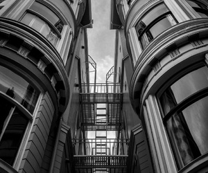 amazing, architecture, and b&w image