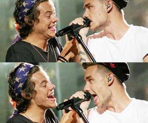 lirry, liam payne, and Harry Styles image
