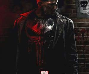 bad ass, Marvel, and serie image