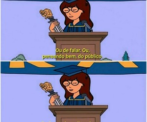 90s, college, and Daria image