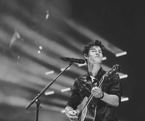shawn mendes, mendes, and guitar image