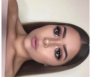 makeup, goals, and beauty image