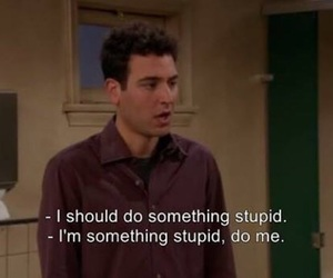 how i met your mother, ted mosby, and himym image