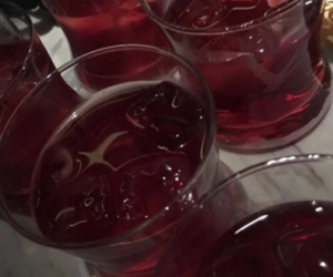 dark red, drinks, and party image
