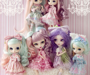 doll, beautiful, and dal image