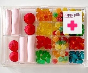 candy, sweet, and happy image