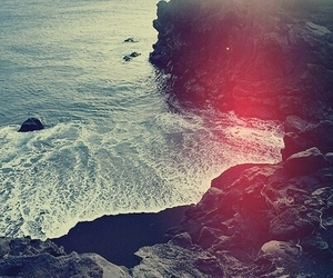 photography, ocean, and sea image
