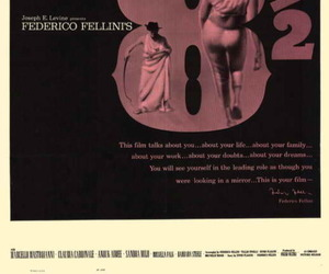 art, Federico Fellini, and film image