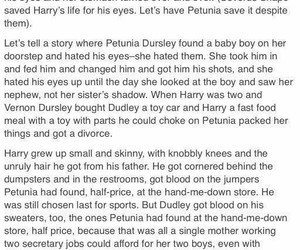 harry potter, dudley dursley, and tumblr image