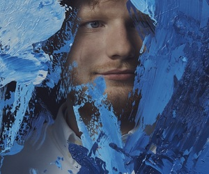 ed sheeran and blue image