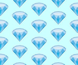 blue, skyblue, and patternator image