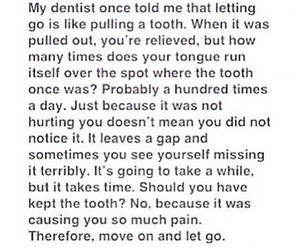 quote, dentist, and text image