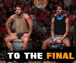 marios, survivor greece, and the 2 finslists image