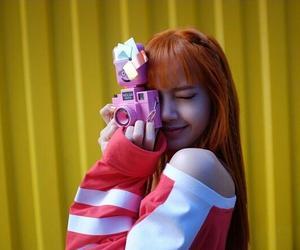 k-pop, lalisa manoban, and park chaeyoung image