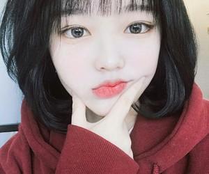 ulzzang, asian, and cute image