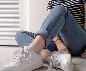 nike, grunge, and shoes image