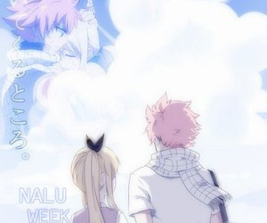 anime, arts, and Lucy image