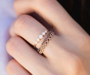 accessories, ring, and rings image