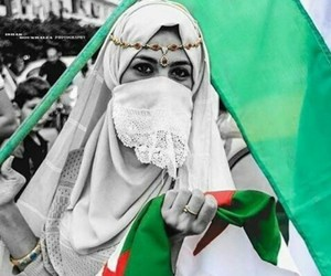 Algeria, dz, and pride image