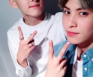 kpop, zuho, and taeyang image