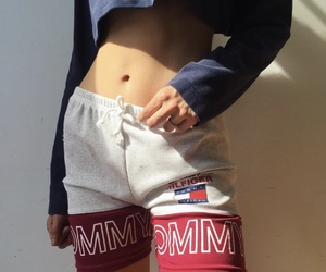 abs, style, and tommy hilfiger image