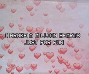 heart, hearts, and marina and the diamonds image