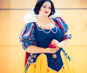 cosplay, disney, and disney princess image