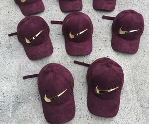 nike, litty, and nike hats image