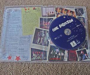 one direction, dvd, and 1d image
