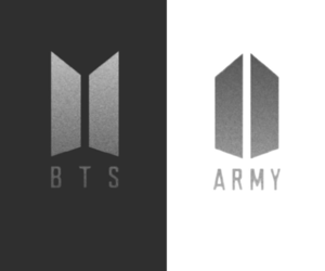 army, Logo, and bts image