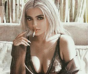 cigarette, Kendall, and kendall jenner image