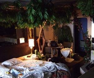 bedroom, bedroom ideas, and garden bedroom image