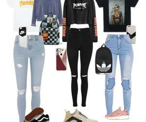 adidas, babes, and brands image