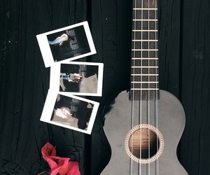 instax, ukelele, and friends image