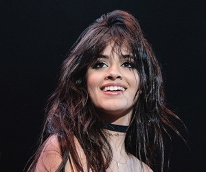 pretty, camila cabello, and crying in the club image