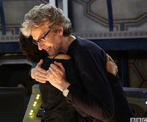 doctor who, peter capaldi, and pearl mackie image