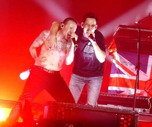 chester, lp, and linkinpark image