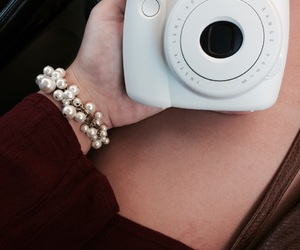 camera, fashion, and instax image