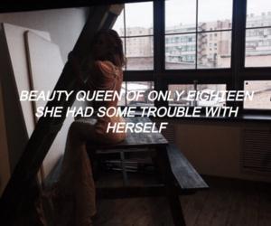 girl, Lyrics, and maroon 5 image