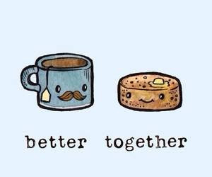 better together, wallpaper, and cute image