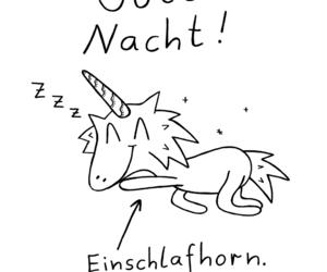 deutsch, einhörner, and islieb image