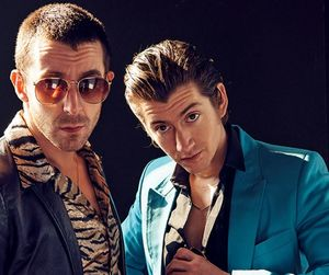 tlsp, alex turner, and miles kane image
