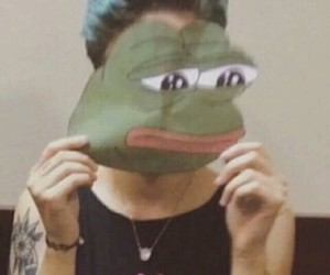 halsey, pepe, and badlands image