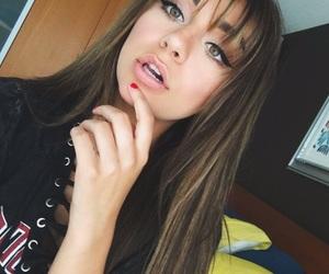 andrea russett, girls, and hair image