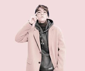 exo, pastel, and korean guy image