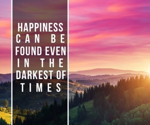 bad times, landscape, and happiness image